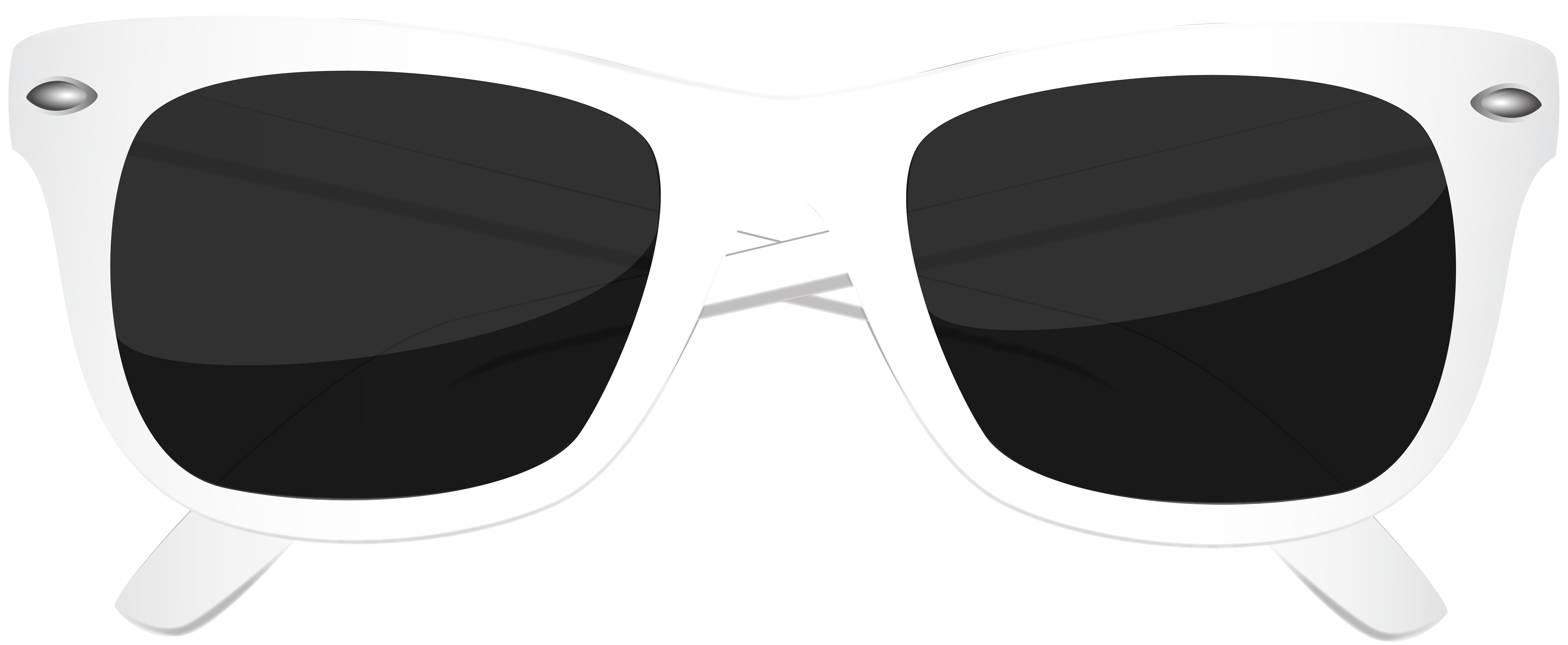 Sun glass clipart png freeuse library White Sunglasses PNG Clip Art Image | Gallery Yopriceville - High ... png freeuse library