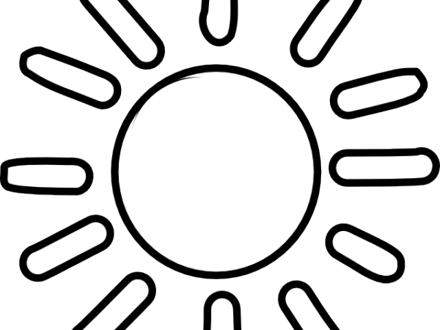 Sun line clipart clipart royalty free stock Sun Line Art 8 - 1969 X 2049 | carwad.net clipart royalty free stock