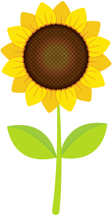 Sunflower sun clipart png free library http://nanakits.minus.com/i/beFaEYLD0zYR5 | CLIPART | Pinterest ... png free library