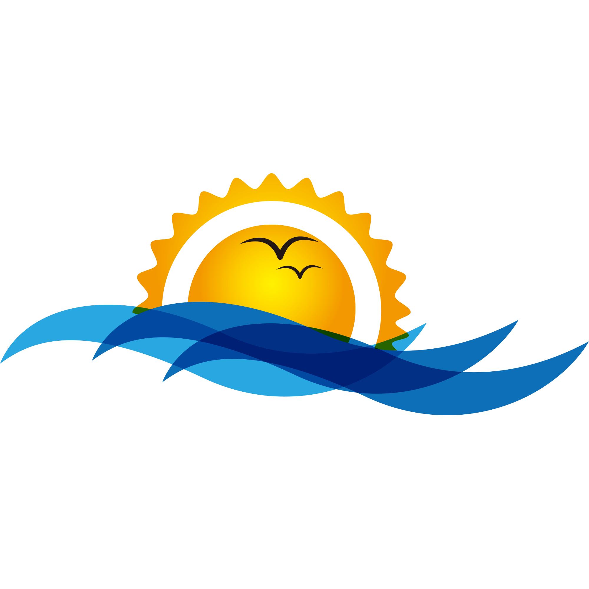 Sun rise with water clipart graphic royalty free download Clipart Sunrise at GetDrawings.com | Free for personal use Clipart ... graphic royalty free download