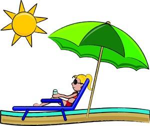 Sunbathing clipart clip art free library Sunbathing clipart 5 » Clipart Portal clip art free library