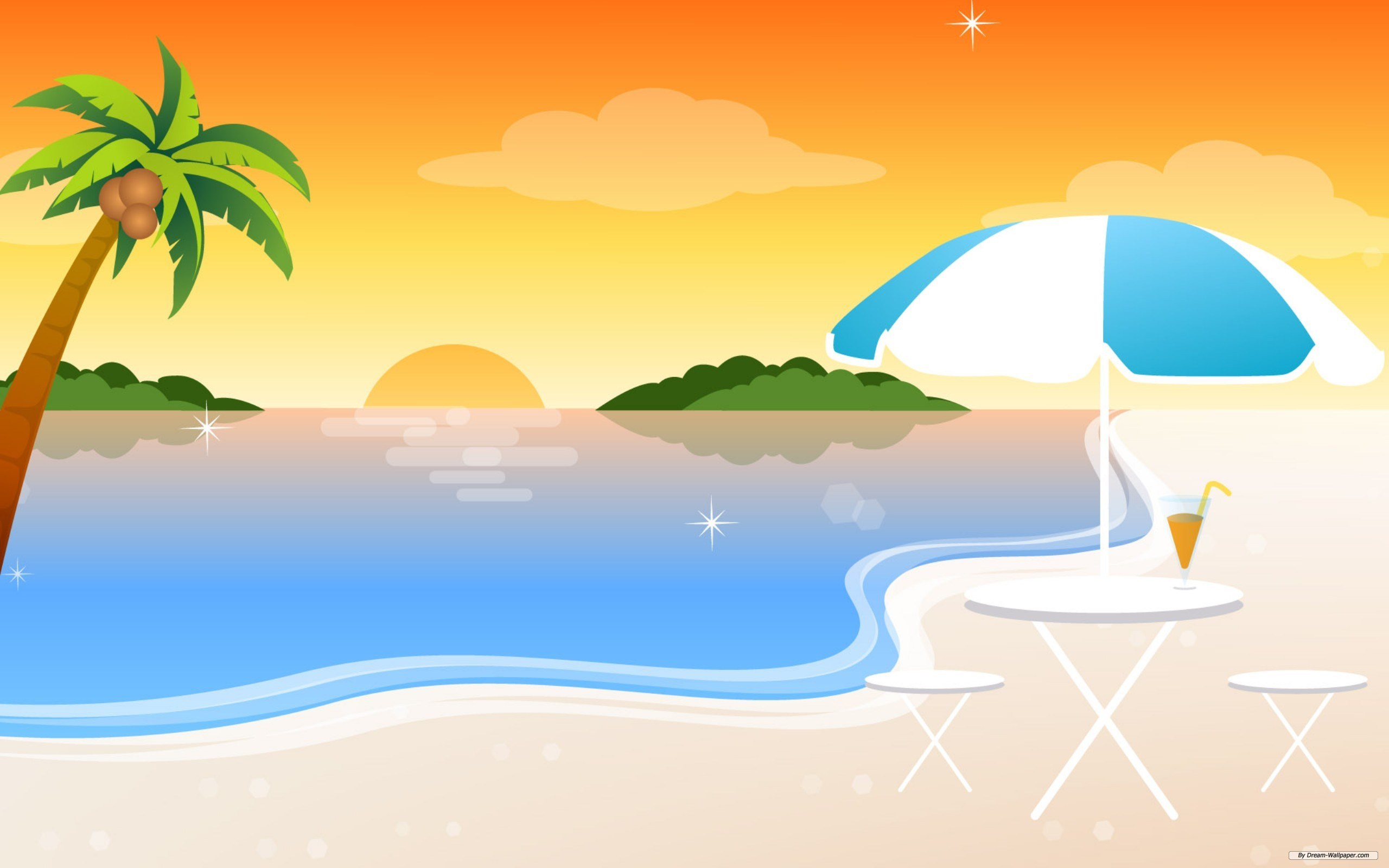 Clipart sunset beach clip art royalty free stock Sunset beach clipart 5 » Clipart Portal clip art royalty free stock