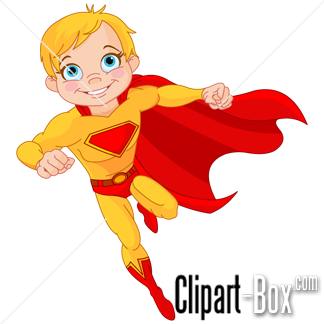 Clipart super jpg stock CLIPART SUPER BOY   Royalty free vector design jpg stock