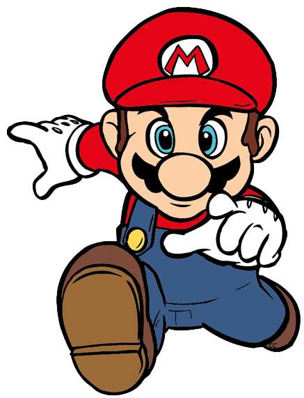 Clipart super mario jpg freeuse stock Super Mario Bros Clip Art Images - Cartoon Clip Art jpg freeuse stock