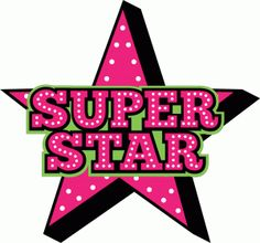Clipart super star png freeuse library Superstarts clipart for kids - ClipartFest png freeuse library