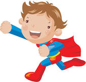 Cape panda free images. Clipart superman