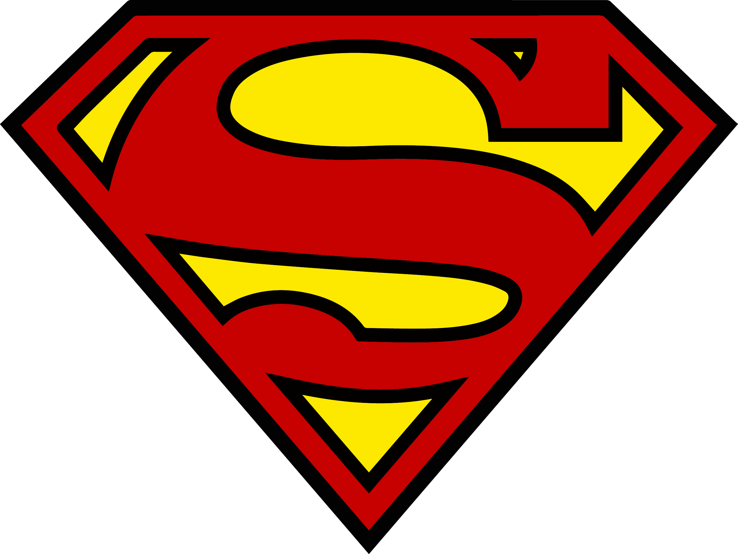Superman clipart free png free library Superman Symbol Clipart at GetDrawings.com | Free for personal use ... png free library