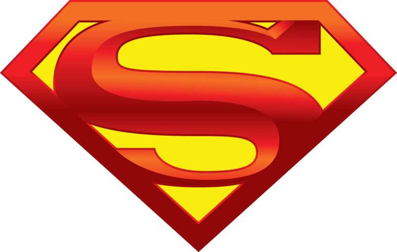 Clipart superman logo. Hd png img