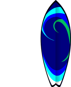 Clipart surfboard picture royalty free library Free Surfboard Clipart Pictures - Clipartix picture royalty free library