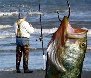 Surf fishing clipart clipart free library surf fishing clipart & stock photography | Acclaim Images clipart free library