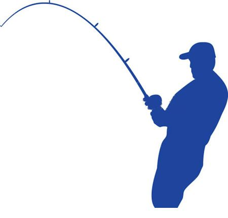 Surf fishing clipart graphic free library Fishing pole clipart kid 9 | fishing logos | Fish clipart, Fish logo ... graphic free library