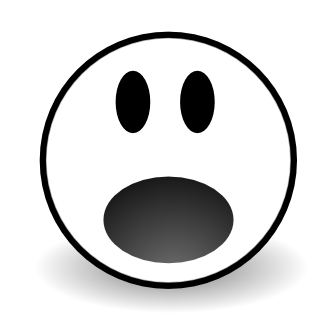 Scared face white background clipart png transparent library Free Surprise Cliparts, Download Free Clip Art, Free Clip Art on ... png transparent library