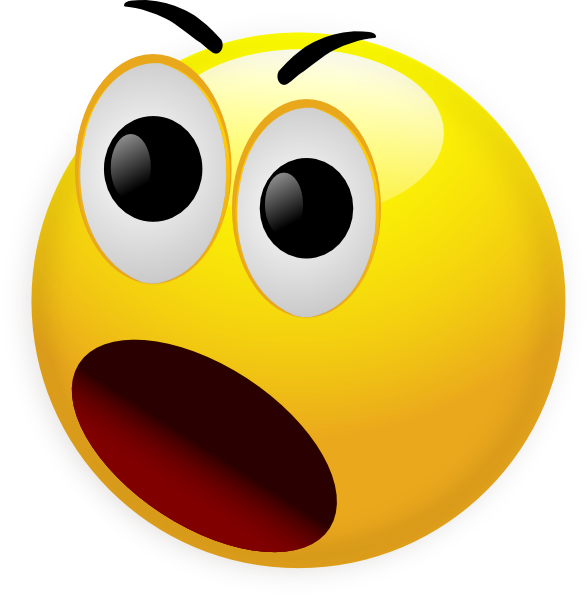 Shocked happy face clipart image stock Free Picture Of Shocked Face, Download Free Clip Art, Free Clip Art ... image stock