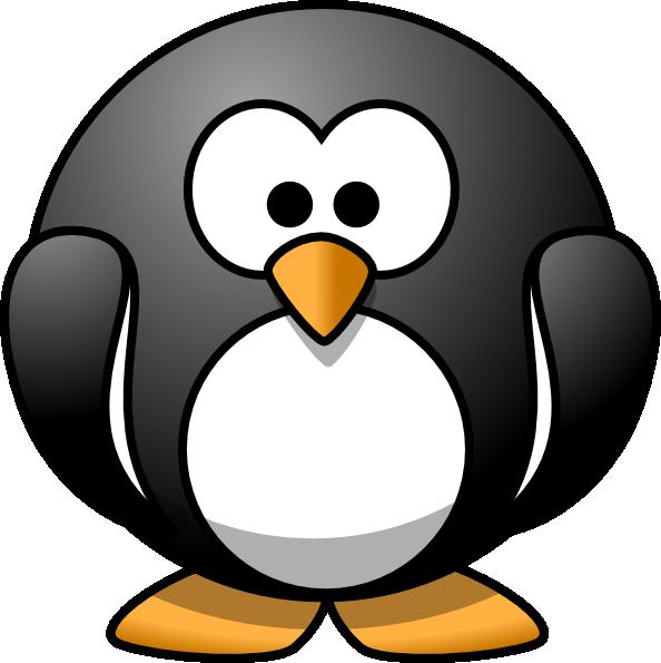 Clipart svg clip art transparent stock Cartoon Penguin SVG Downloads - Cartoon - Download vector clip art ... clip art transparent stock