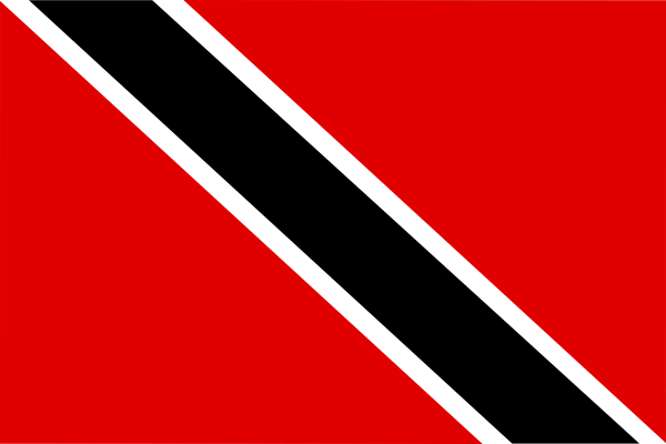 Clipart svg trinidad flag picture free stock Flag Of Trinidad And Tobago Clip Art at Clker.com - vector clip ... picture free stock