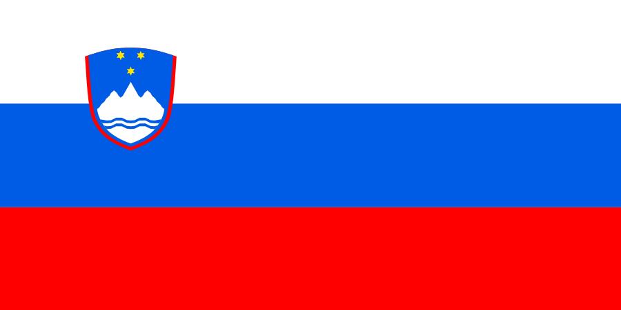 Clipart svg trinidad flag jpg library stock Flag of Slovenia SVG Vector file, vector clip art svg file ... jpg library stock