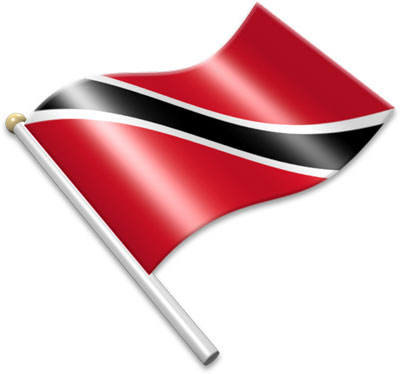 Clipart svg trinidad flag banner free library Tobago clipart - ClipartFest banner free library