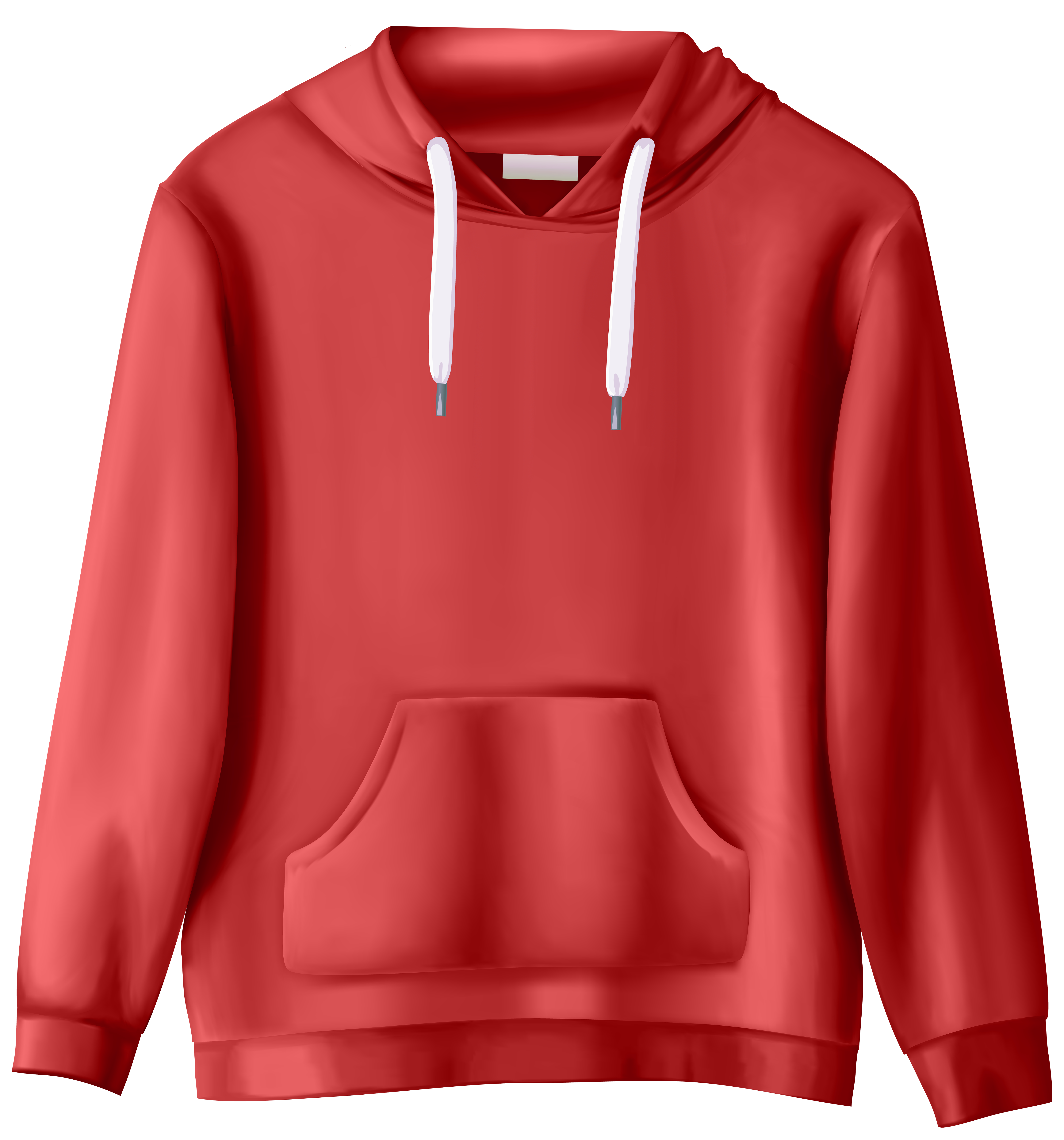 Sweat shirt clipart jpg freeuse download Red Sweatshirt PNG Clip Art - Best WEB Clipart jpg freeuse download