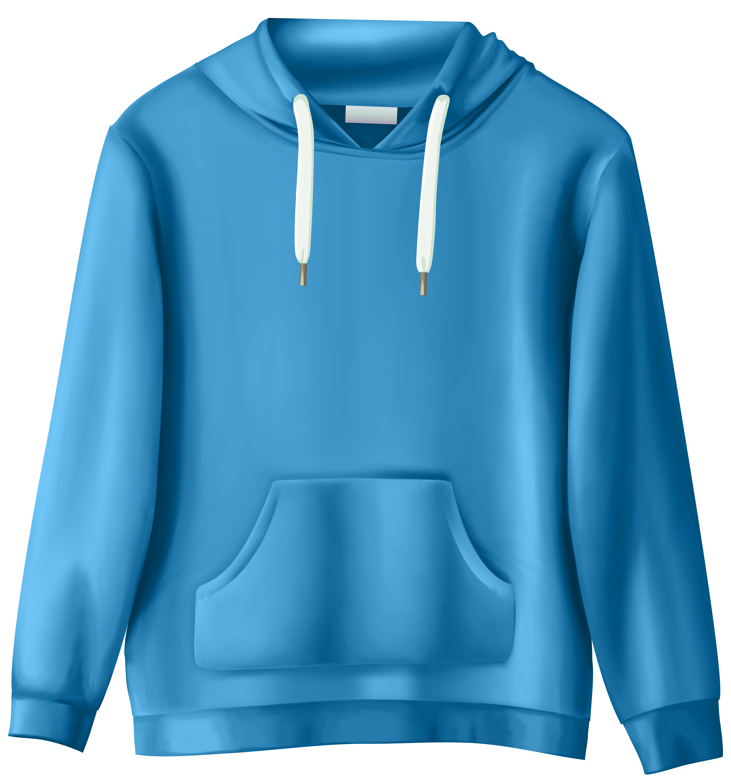 Sweat shirt clipart banner transparent download Blue Sweatshirt PNG Clip Art - Best WEB Clipart banner transparent download