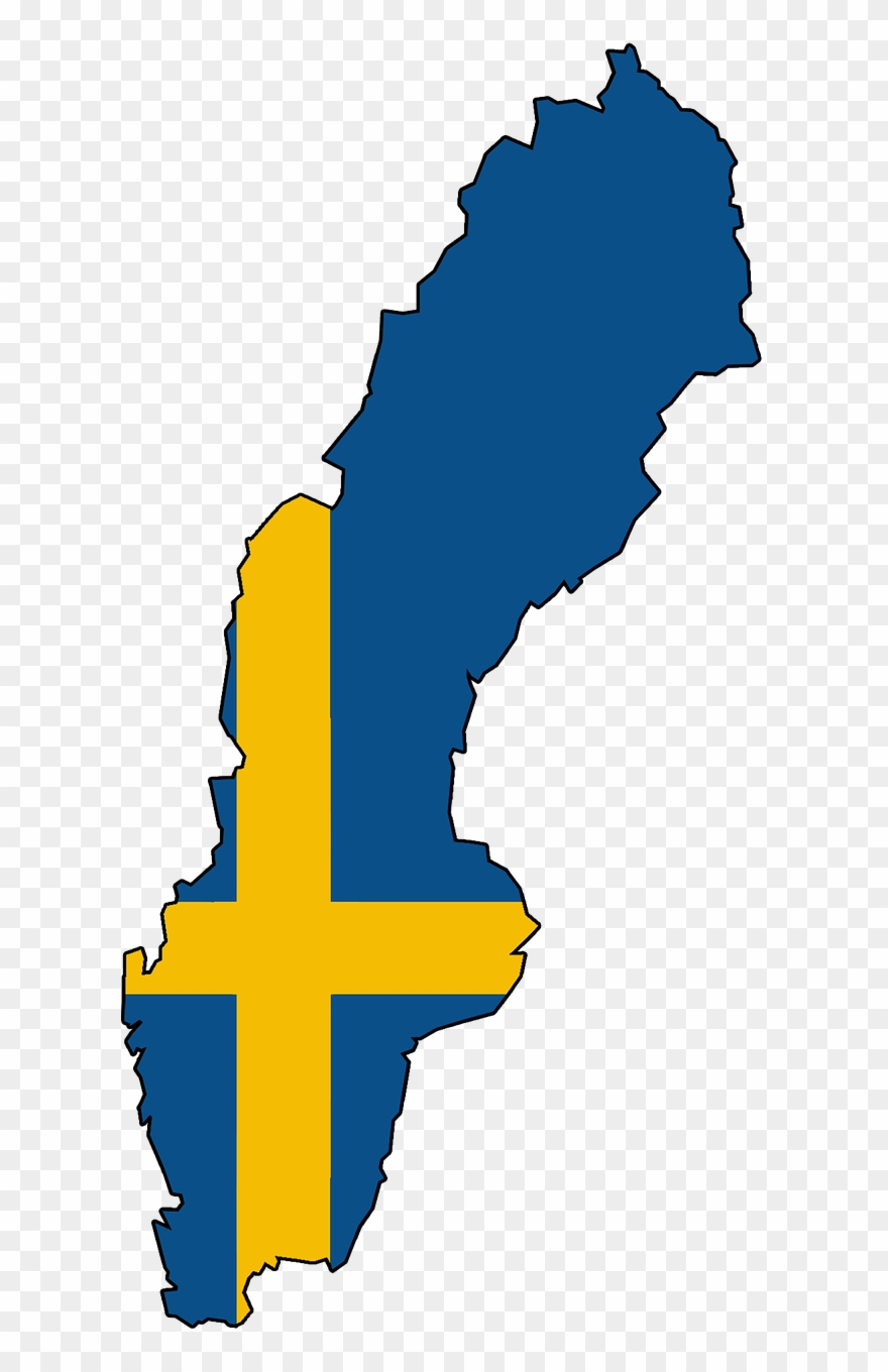 Clipart swedan vector freeuse library Swedish American History - Sweden Clipart - Png Download (#627089 ... vector freeuse library
