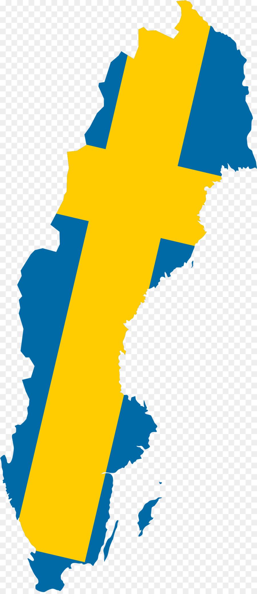 Clipart swedan png transparent stock Map Cartoon clipart - Map, Flag, Yellow, transparent clip art png transparent stock