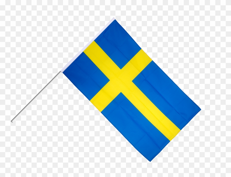 Clipart swedan image black and white stock Sweden Hand Waving Flag Clipart (#2302739) - PinClipart image black and white stock