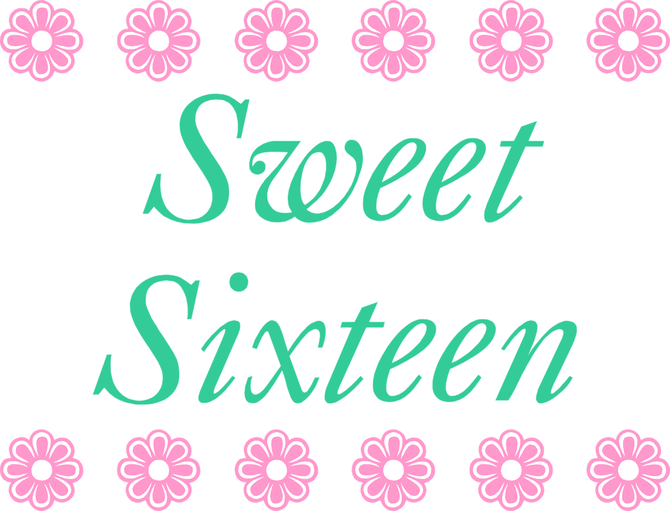 Clipart sweet sixteen crown image freeuse 28+ Collection of Sweet Sixteen Clipart Free | High quality, free ... image freeuse