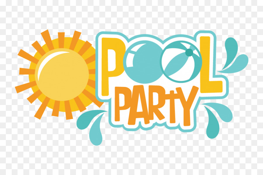 Clipart swimming pool party library Birthday Party Background png download - 800*600 - Free Transparent ... library