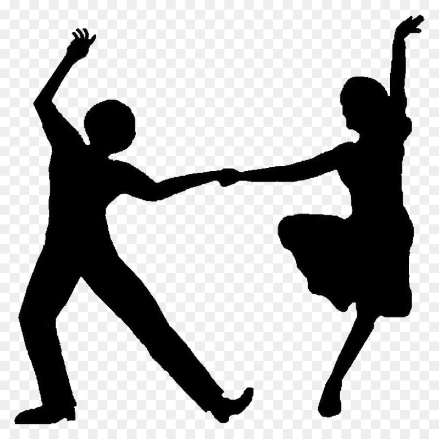 Clipart swing dance image transparent White Background clipart - Dance, transparent clip art image transparent