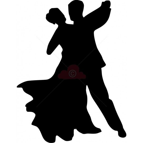 Dancing couple silhouette clipart jpg library download Imgs For > Ballroom Dancers Silhouette - ClipArt Best - ClipArt Best ... jpg library download