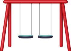 Clipart swing set vector transparent Free Swings Cliparts, Download Free Clip Art, Free Clip Art on ... vector transparent