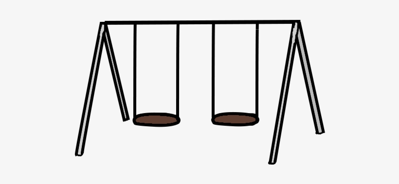 Clipart swing set picture freeuse Swing Set Clipart - Swings Clipart - Free Transparent PNG Download ... picture freeuse