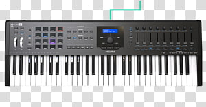 Clipart syth clip freeuse library MIDI Controllers MIDI keyboard Musical keyboard Electronic keyboard ... clip freeuse library