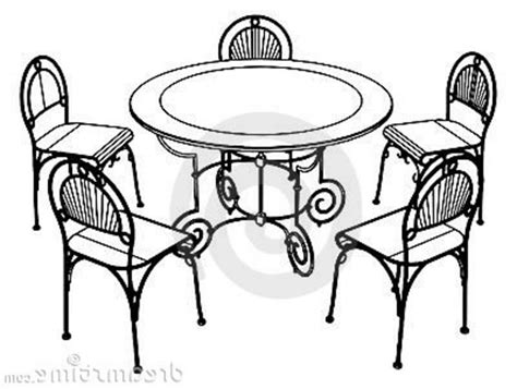 Clipart table and chairs at a restarante banner transparent library Cafe Table And Chairs Clip Art - Brine banner transparent library