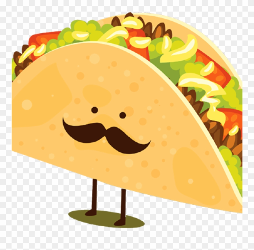 Clipart tacos graphic library Taco Clipart Taco Clipart To Printable Jokingart Taco - Png Download ... graphic library