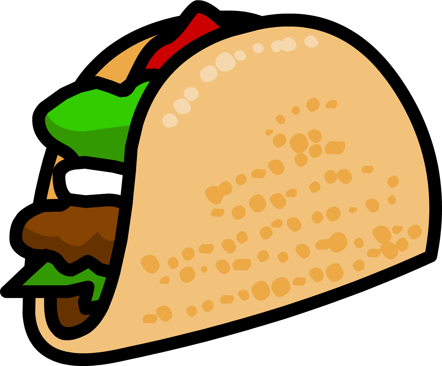 Clipart tacos clipart transparent library Free Tacos Cliparts, Download Free Clip Art, Free Clip Art on ... clipart transparent library