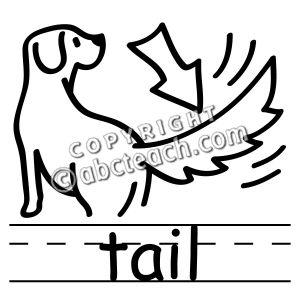 Clipart tail clip art free Clip Art: Basic Words: Tail   Clipart Panda - Free Clipart Images clip art free