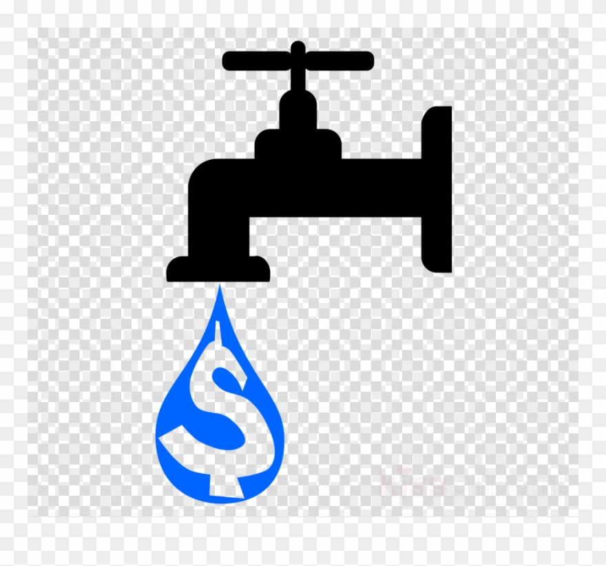 Clipart tap water image freeuse stock Mighty Line Drinking Water Station Floor Sign, Waterfaucet24 ... image freeuse stock