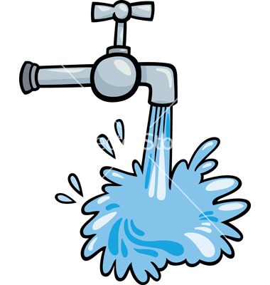 Clipart water faucet clip art transparent stock Tap Water Clip Art - Clip Art Library clip art transparent stock