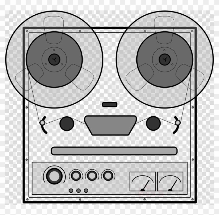 Clipart tape recorder clip art download Tape Recorder Vector Clipart Microphone Tape Recorder - Magnétophone ... clip art download