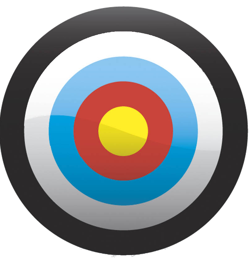 Clipart target picture royalty free library Target Bullseye Clipart - Clipart Kid picture royalty free library