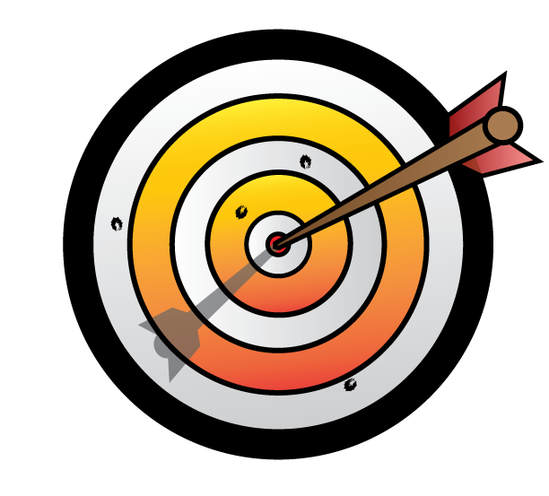 Clipart target png free stock Target With Arrow | Free Download Clip Art | Free Clip Art | on ... png free stock