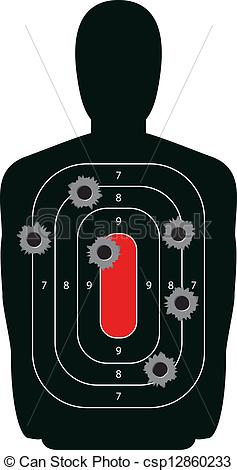 Clipart target shooting transparent Shooting Range Clipart - Clipart Kid transparent