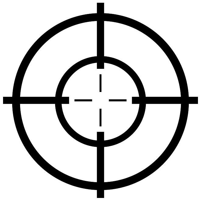 Clipart target shooting vector download Clip Art Shooting Target Clipart - Clipart Kid vector download