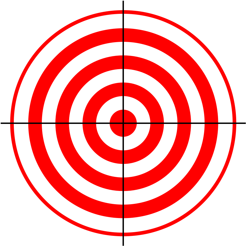 Clipart target shooting clip transparent download Clipart target shooting - ClipartFest clip transparent download