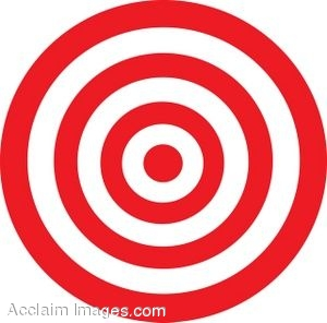 Clipart target shooting vector royalty free stock Clipart target shooting - ClipartFest vector royalty free stock