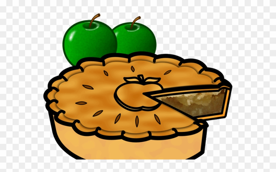 Clipart tart jpg library library Tart Clipart Apple Pie - Png Download (#3154391) - PinClipart jpg library library