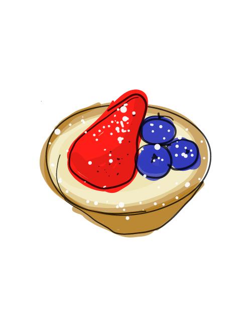Clipart tart picture free mini fruit tarts picture free