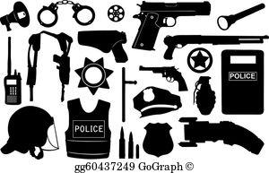 Clipart taser clip art free download Taser Clip Art - Royalty Free - GoGraph clip art free download