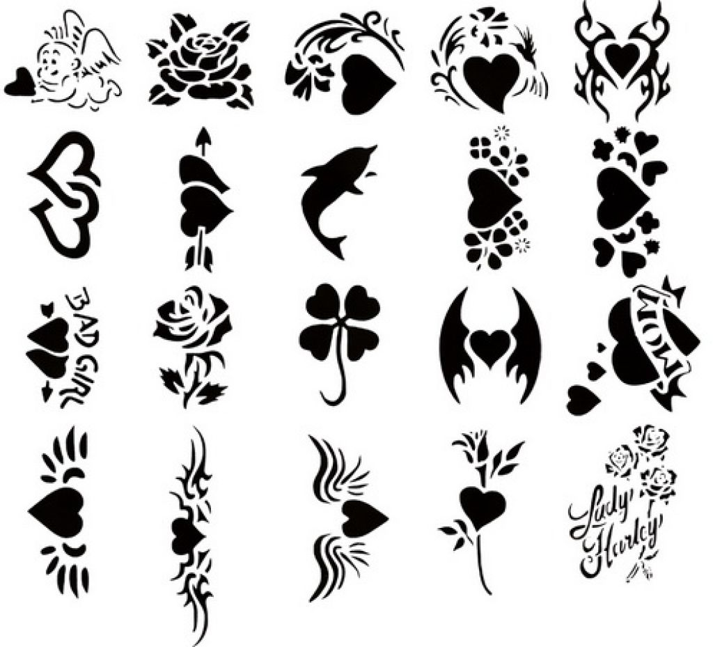 Tattoos clipart clipart transparent Tattoo clip art vector tattoo - ClipartBarn clipart transparent